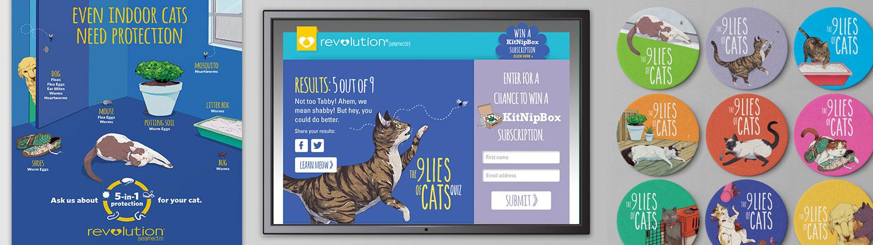 Feline Revolution Samples
