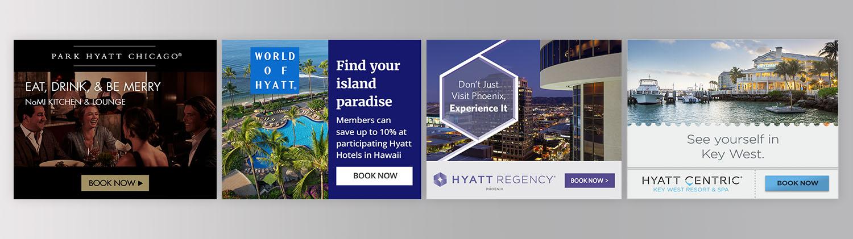 Hyatt Hotels Samples